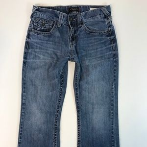 Guess Rancho Relaxed Boot Jeans Mens Size 33x30